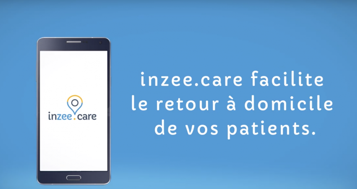 inzee care facilite retour a domicile patients