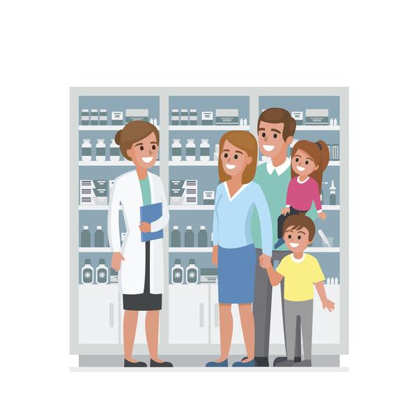 pharmacien inzee.care soins domicile téléconsultation médicaments